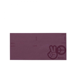 Satch Reflektor Sticker-Set Lila