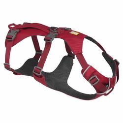 Ruffwear Hundegeschirr Flagline™ Red Rock, Größe: XS