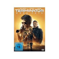 Terminator 6: Dark Fate DVD