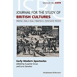Early Modern Spectacles - Buch