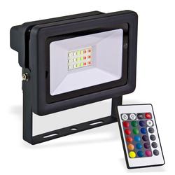 LED-Strahler bunt 20 W Strahler Bunt Baustrahler Flutlicht LED