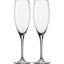 Eisch Champagnerglas Jeunesse (2-tlg), bleifreies Kristallglas, 270 ml