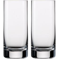 Eisch Longdrinkglas Jeunesse (2-tlg), mundgeblasenes Kristallglas, 460 ml