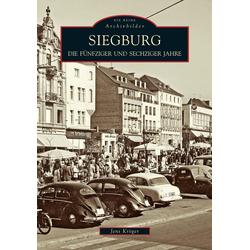Siegburg als Buch von Jens Kröger