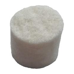 Filzstopfen rund für Dichtstoff Klebstoff Primerauftragskopf rund