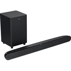 TCL TS6110 2.1 Soundbar (Bluetooth, 240 W, mit drahtlosen Subwoofern)