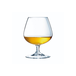 Arcoroc Cognacglas Degustation, Cognacschwenker Cognacglas 410ml Glas transparent 6 Stück Ø 9.5 cm x 12.9 cm