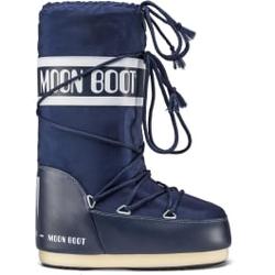Moon Boot - Moon Boot Nylon Navy - Après-ski - Größe: 31/34