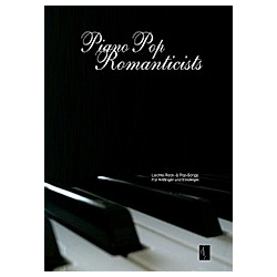 Piano Pop Romanticists. Gert Walter  - Buch