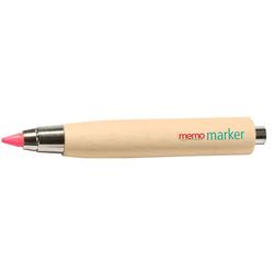 """Textmarker """"memo marker"""" pink"""