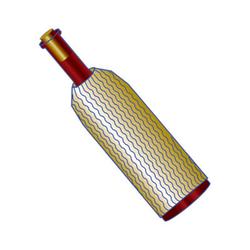 Transporthülsen-Set für Flaschen, Vasen, Kerzenleuchten, 6 tlg.