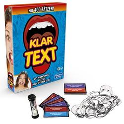 Hasbro KLAR TEXT Geschicklichkeitsspiel