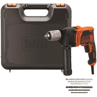 Black & Decker Black + Decker Schlagbohrmaschine BEH850K 850 Watt