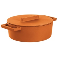 Sambonet Terra.cotto Kasserolle 30 cm curry