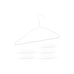 relaxdays Kleiderbügel Drahtbügel 50er Set