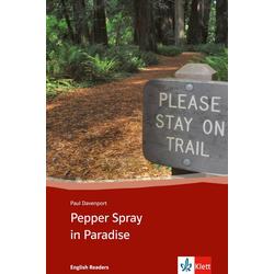 Pepper Spray in Paradise als Buch von Paul Davenport
