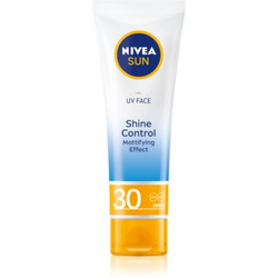 Nivea Sun mattierende Sonnencreme für das Gesicht SPF 30 50 ml