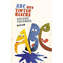 ABC und Tintenklecks - Buch