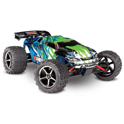 Selber konfigurieren Traxxas 71054-1 E-Revo 1:16 4WD (550 Motor) RTR + Akku + Ladegerät Grün