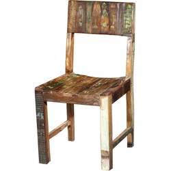 SIT Stuhl Fridge bunt Holzstühle Stühle Sitzbänke