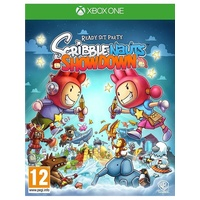 Bros Scribblenauts Showdown Xbox One Standard
