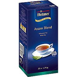 Meßmer Schwarzer Tee Schwarzer Tee 25 Stück à 1.75 g