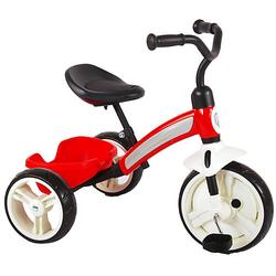 QPlay Elite-Dreirad - Jungen und Mädchen - Rot rot