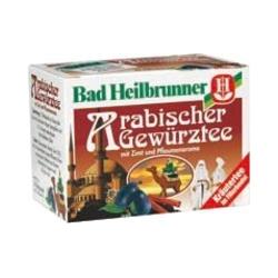 BAD HEILBRUNNER Tee arabischer Gewürztee Fbtl.