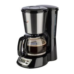 KORONA Filterkaffeemaschine Korona 12113 Edelstahl Kaffeemaschine mit Timer Funktion