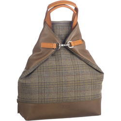 Jost Rucksack Checks 7234 X-Change Bag XS grün