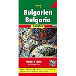 Bulgarije. Bulgaria. Bulgarie - Buch