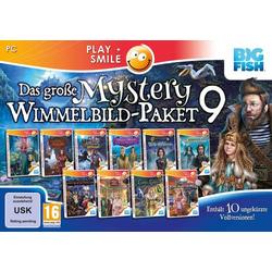 Das große Mystery-Wimmelbild-Paket 9 PC USK: 12
