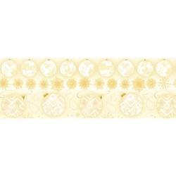Transparentpapier 115g/qm A4 VE=5 Blatt Weihnachtskugeln champagner