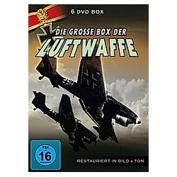 Die große Box der Luftwaffe - DVD  Filme