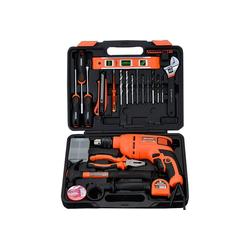 HARDEN Tools Werkzeugset Werkzeug-Set 36-teilig mit Schlagbohrer