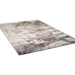 Teppich IBIZA grau(LB 80x150 cm)