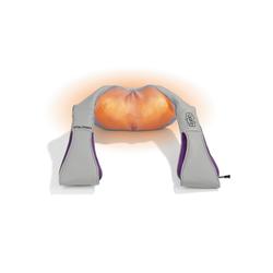 Nackenkissen, 2-tlg., Shiatsu-Massagegerät Nacken