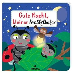 Gute Nacht kleiner Krabbelkäfer als Buch von Sandra Kretzmann