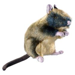 Hunter Hundespielzeug Wildlife Ratte, Größe: M