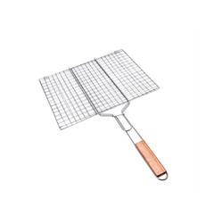 Lantelme Grillrost Grillgitter, Grillrost (1-St), klappbar 60x40 cm