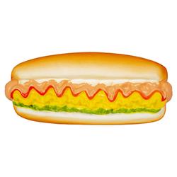 Duvo+ Hundespielzeug Latex Hot Dog
