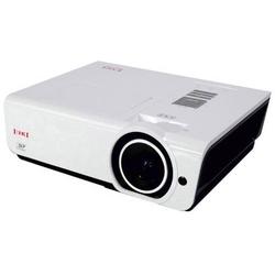 EIKI Beamer EK-400X DLP Helligkeit: 5500lm 1024 x 768 XGA 2200 : 1 Weiß