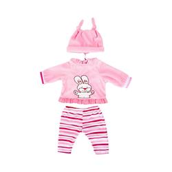 Bayer Puppenkleidung Kleider für Puppen 33-38 cm: 3-tlg. Set - Hose, rot