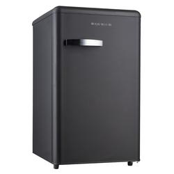 Wolkenstein Kühlschrank KS95RT B, 87.1 cm hoch, 50.6 cm breit, Standkühlschrank 88 Liter Retro-Design