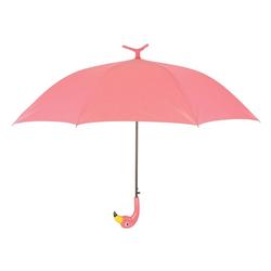 esschert design Sonnenschirm Esschert Design Regenschirm Flamingo 98 cm Pink TP194 rosa