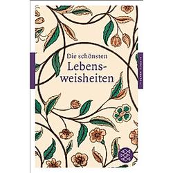 Die schönsten Lebensweisheiten - Buch