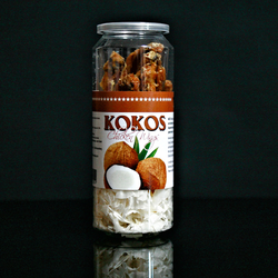(5,79 EUR/100g) MATDOX MEAT & Fruit - Cocos und Chicken Wings 100 g