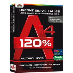 Alcohol 120% 14