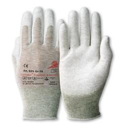 KCL Camapur® Comfort Antistatik 625 Schutzhandschuhe, antistatischer Schutzhandschuh, 1 Paar, Größe 10