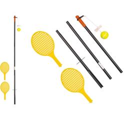 JOKA international Tennistrainer Swingball Tennis Tragbar